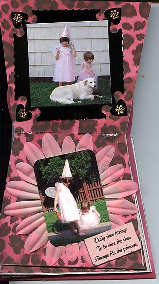 Princess Album pg 1 & 2