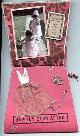 Princess album pg 7 & inside back cover