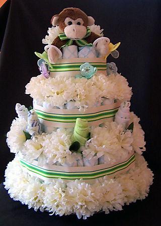 Kristen diaper cake