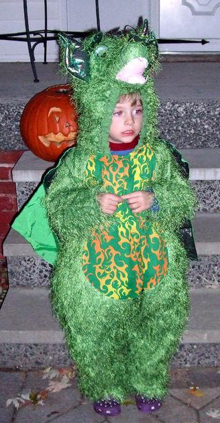 Halloween 2008 nicholas