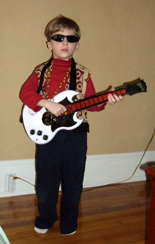Nicholas rock star