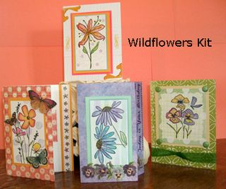Wildflowers kit